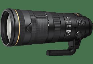 NIKON AF-S 120 mm - 300 mm f./2.8 VR, IF, ED (Objektiv für Nikon FX-Mount, Schwarz)