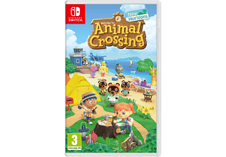 Animal Crossing: New Horizons FR Switch