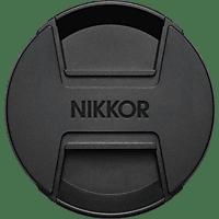 NIKON LC-77B Objektivfrontdeckel, Schwarz