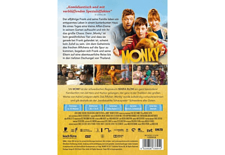 Monky - Kleiner Affe, großer Spaß DVD