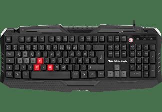 SNAKEBYTE FC Bayern München FCB, PC-Gaming-Tastatur, Standard
