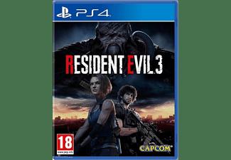 Resident Evil 3 NL/FR PS4