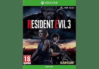 Resident Evil 3 NL/FR Xbox One