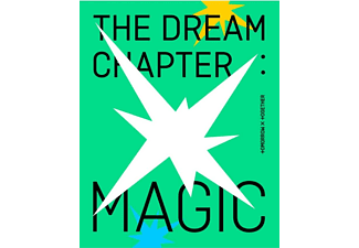 Tomorrow X Together - The Dream Chapter: MAGIC (Random)  - (CD + Buch)