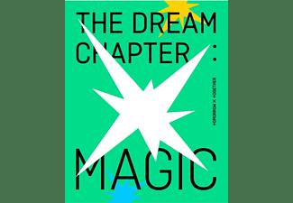 Tomorrow X Together - The Dream Chapter: MAGIC (Random)  - (CD + Buch)