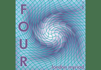 The  London Myriad Ensemble - Four  - (CD)