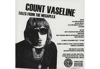 Count Vaseline - Tales From The Megaplex  - (Vinyl)