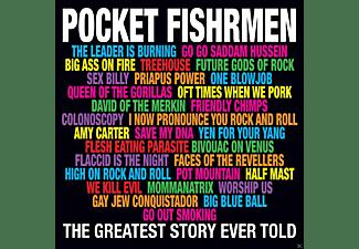 Pocket Fishrmen - The Greatest Story Ever Told (LTD LP+Bonus CD)  - (LP + Bonus-CD)