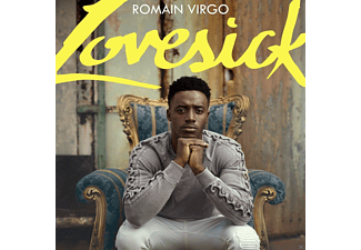 Romain Virgo - Lovesick (Digipak)  - (CD)