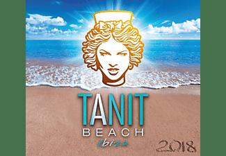 VARIOUS - Tanit Beach Club Ibiza 2018  - (CD)