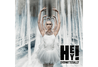Subway To Sally - HEY! (Fan Edition)  - (CD + DVD Video)