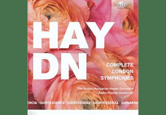 Adam Fischer, Austro-hungarian Haydn Orchestra - Haydn:Complete London Symphonies (Quintessence)  - (CD)