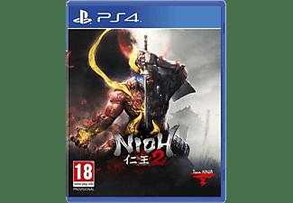 Nioh 2 NL/FR PS4