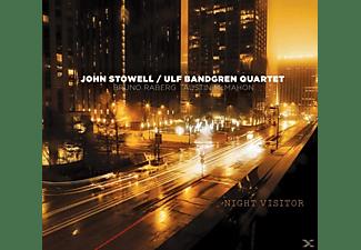 John Stowell | Ulf Bandgren Quartet - Night Visitor  - (CD)