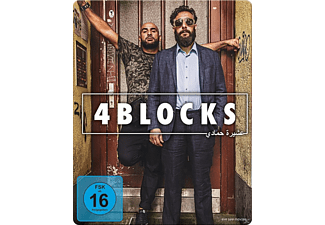 4 BLOCKS 1.STAFFEL (STEEL-EDITION) Blu-ray
