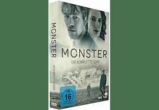 Monster-Der komplette Serienkiller-Thriller in 7 DVD
