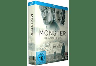 Monster-Der komplette Serienkiller-Thriller in 7 Blu-ray