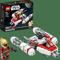 LEGO Widerstands Y-Wing™ Microfighter Bausatz, Mehrfarbig