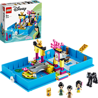 LEGO Mulans Märchenbuch Bausatz