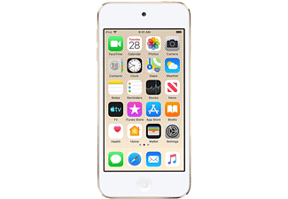 APPLE iPod Touch 128 GB Goud (MVJ22NF/A)