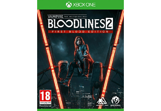 XBOXONE VAMPIRE THE MASQUERADE_BLOODLINES 2 FIRST