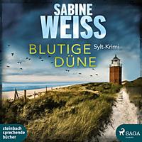 Brigitte Carlsen - Blutige Düne-Ein Sylt-Krimi - [MP3-CD]