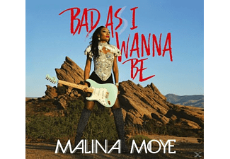 Malina Moye - Bad As I Wanna Be (180g LP)  - (Vinyl)
