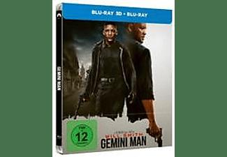 Gemini Man (Exklusives Steelbook®) 3D Blu-ray (+2D)