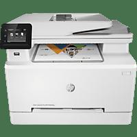 HP Color LaserJet Pro MFP M283fdw  Laser Multifunktionsdrucker WLAN