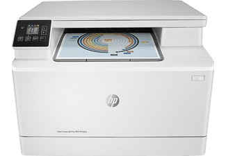 HP Color LaserJet Pro MFP M182n Laser Laserdrucker Netzwerkfähig