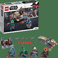 LEGO Mandalorianer™ Battle Pack Bausatz, Mehrfarbig