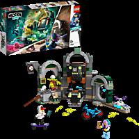 LEGO Newbury U-Bahn-Station Bausatz, Mehrfarbig