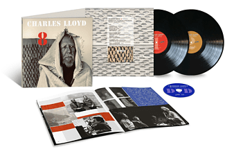 Charles Lloyd - 8: Kindred Spirits  - (Vinyl)