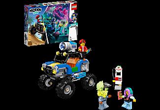 LEGO 70428 Jacks Strandbuggy Bausatz, Mehrfarbig
