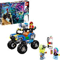 LEGO Jacks Strandbuggy Bausatz, Mehrfarbig