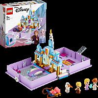 LEGO Annas und Elsas Märchenbuch Bausatz