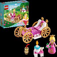 LEGO Auroras königliche Kutsche Bausatz