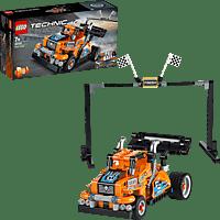 LEGO Renn-Truck Bausatz, Mehrfarbig