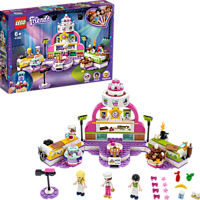 LEGO Die große Backshow Bausatz, Mehrfarbig