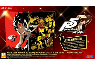 Persona 5 Royal Steelbook Launch Edition UK PS4