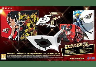 Persona 5 Royal Phantom Thieves Edition UK PS4