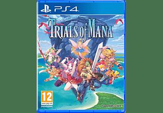 Trials Of Mana FR/NL PS4