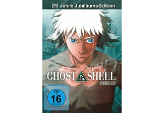 Ghost in the Shell (Kinofilm) - Jubiläums-Edition DVD