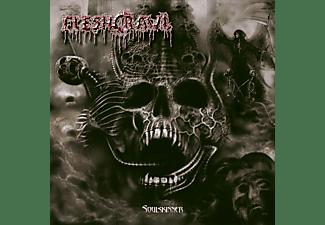 Fleshcrawl - Soulskinner Reissue (black LP 180g)  - (Vinyl)