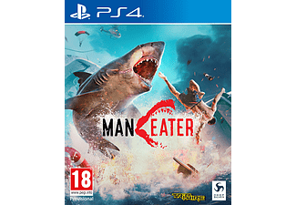 Maneater Day One Edition UK PS4