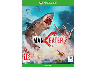 Maneater Day One Edition UK Xbox One