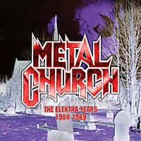 Metal Church - The Elektra Years 1984-1989 [CD]