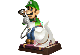 FIRST 4 FIGURE Luigi's Mansion 3: Luigi & Polterpup: Collector's Edition - Sammelfigur (Mehrfarbig)