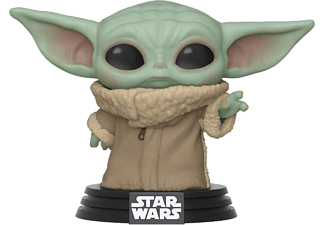 GENKI S.A. POP! Star Wars: The Mandalorian: The Child - Figure collective (Vert/Noir/Brun)