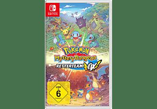 Pokémon Mystery Dungeon: Retterteam DX - [Nintendo Switch]